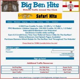 Big Ben Hits